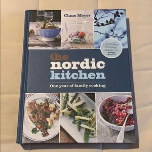 The Nordic Kitchen by Claus Meyer - hardcover book
